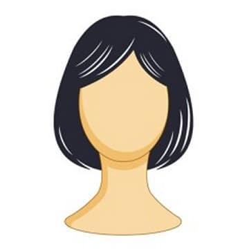 Same wig than on the doll gallery
